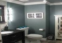 Bathroom Color Ideas chocolate and cream