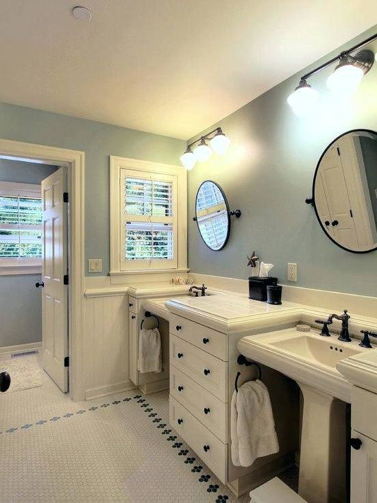 jack and jill bathroom ideas