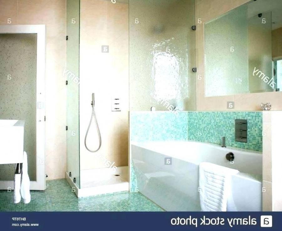 Bathroom Tile Idea Use Large Tiles On The Floor And Walls Ideas Small Shower