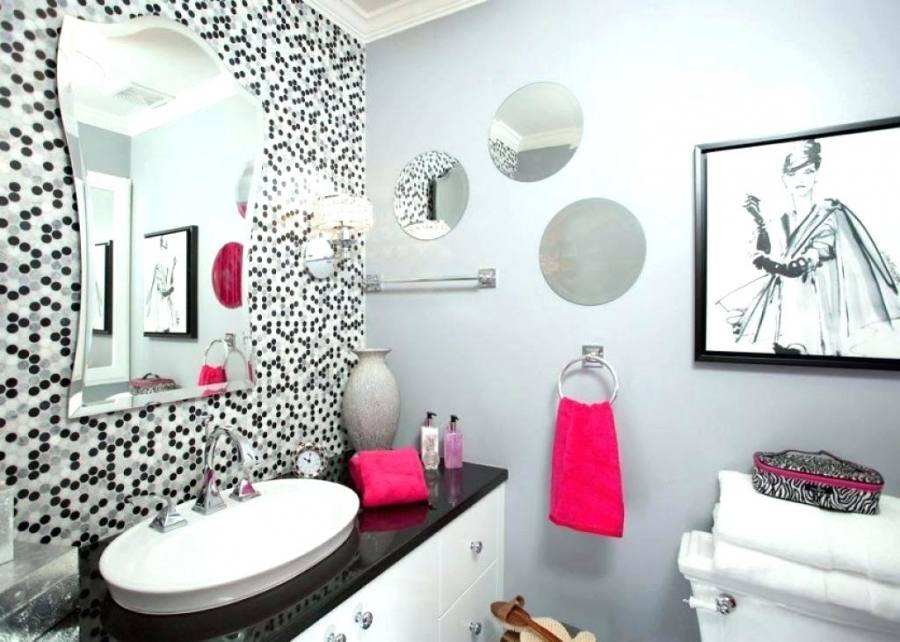 Brown And White Bathroom White Bathroom Ideas Brown Concrete Wall And Floor Beige Ceramic Floor Tiles Curved Shape Standing Faucet Brown And White Bathroom