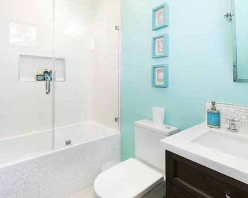 blue bathroom decorating ideas