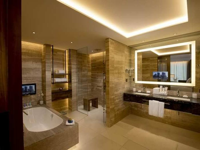 Remarkable Luxury Hotel Bathroom Design Ideas and The Best Of 25 Hotel Bathrooms Ideas On Home
