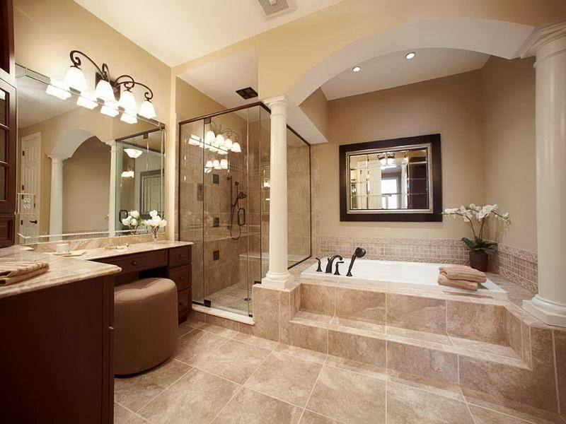 Fancy Classic Bathroom Design Ideas and Classic Bathroom Flooring Design Home Interiors