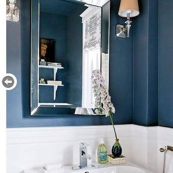 small bathroom wall ideas blue glass tile bathroom best tiles for walls small with accent wall