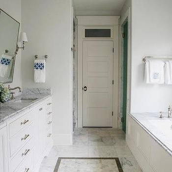 Bathroom Update Ideas: to update a fibreglass walk in shower with mosaic tile