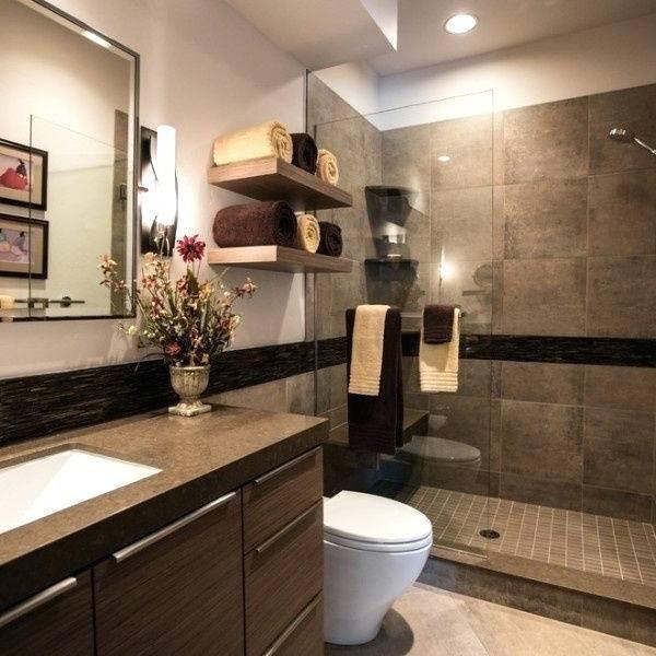 windowless bathroom ideas