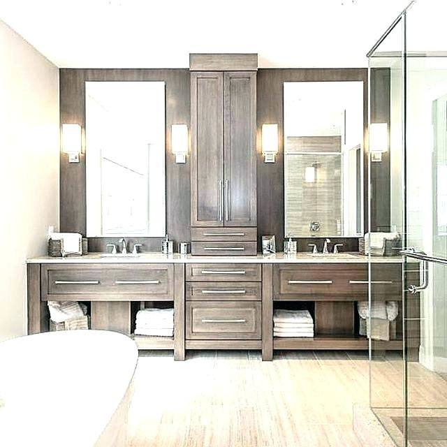 Two Vanity Bathroom Designs Stunning Ideas Design With Separate Vanities