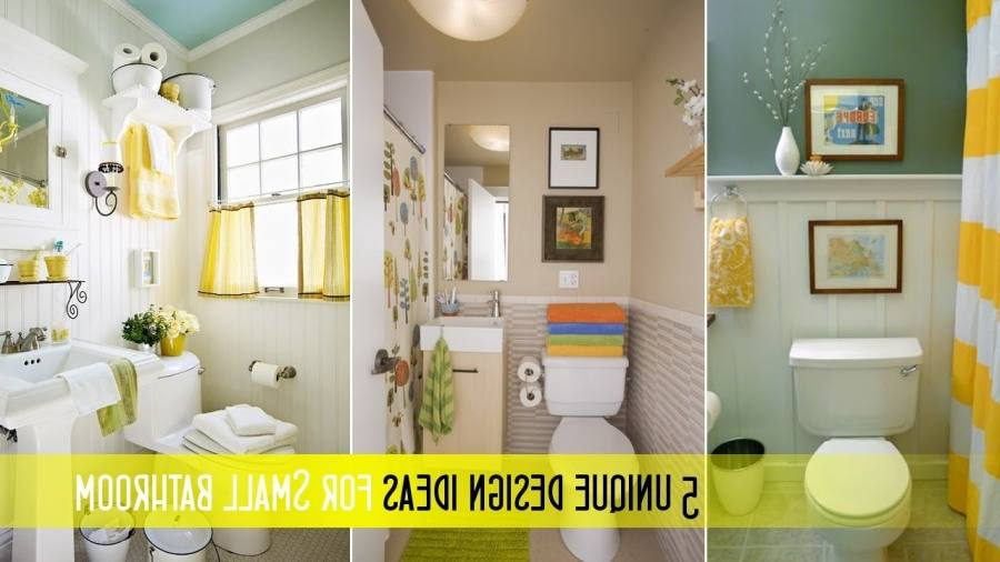 Full Size of Interior Design:very Small Bathroom Ideas Awesome Contemporary Narrow Designs Inside 18