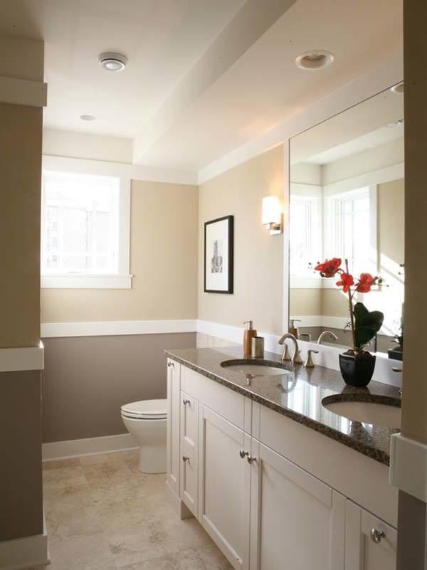 Neutral Bathroom Design Ideas
