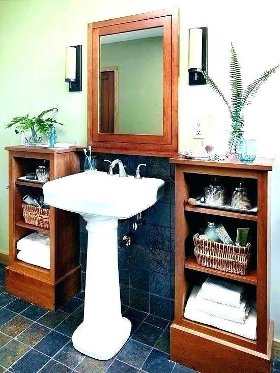 10 Easy Pieces Traditional Pedestal Sinks Remodelista Porcher Intended For Bathroom Sink Idea 13 Architecture Pedestal Sink Bathroom Ideas