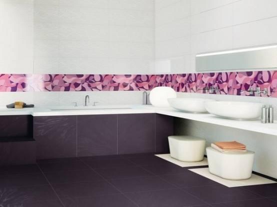 Purple Bathroom Ideas And