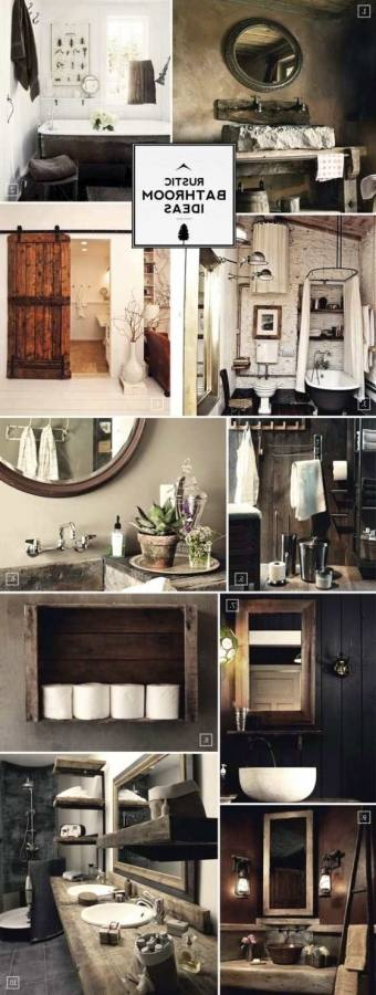 country cottage bathroom