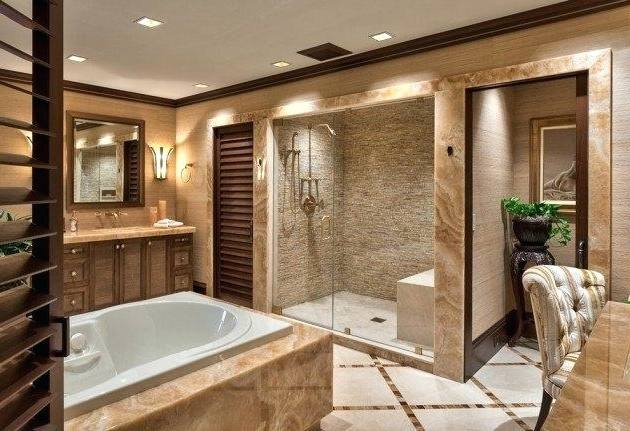 bathroom spaced interior design ideas photos and pictures for Small Bathroom Design Ideas Australia modern house