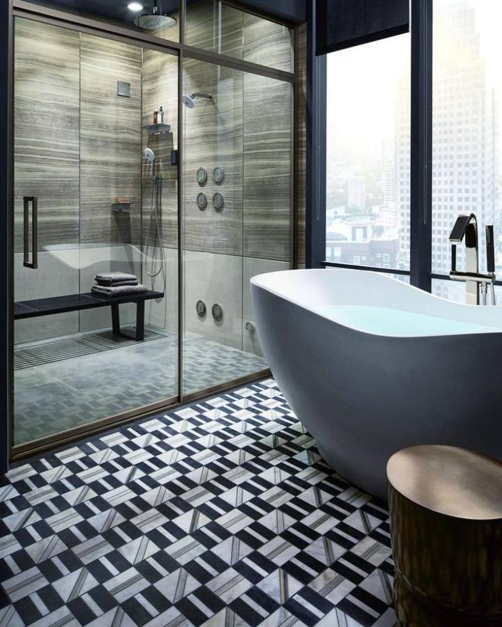 Inspiration of Bathroom Tiles Design Ideas and Latest Bathroom Tile Ideas For Small Bathrooms Tile Designs