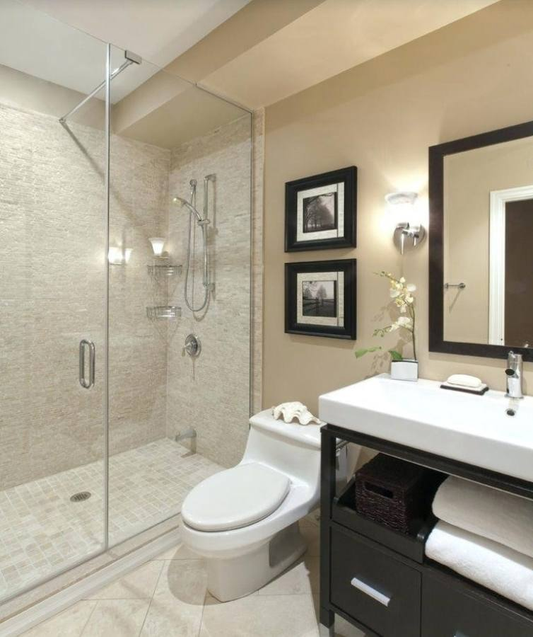 Small Bathroom Layout 13 Pretentious Design Ideas With Corner Shower Only