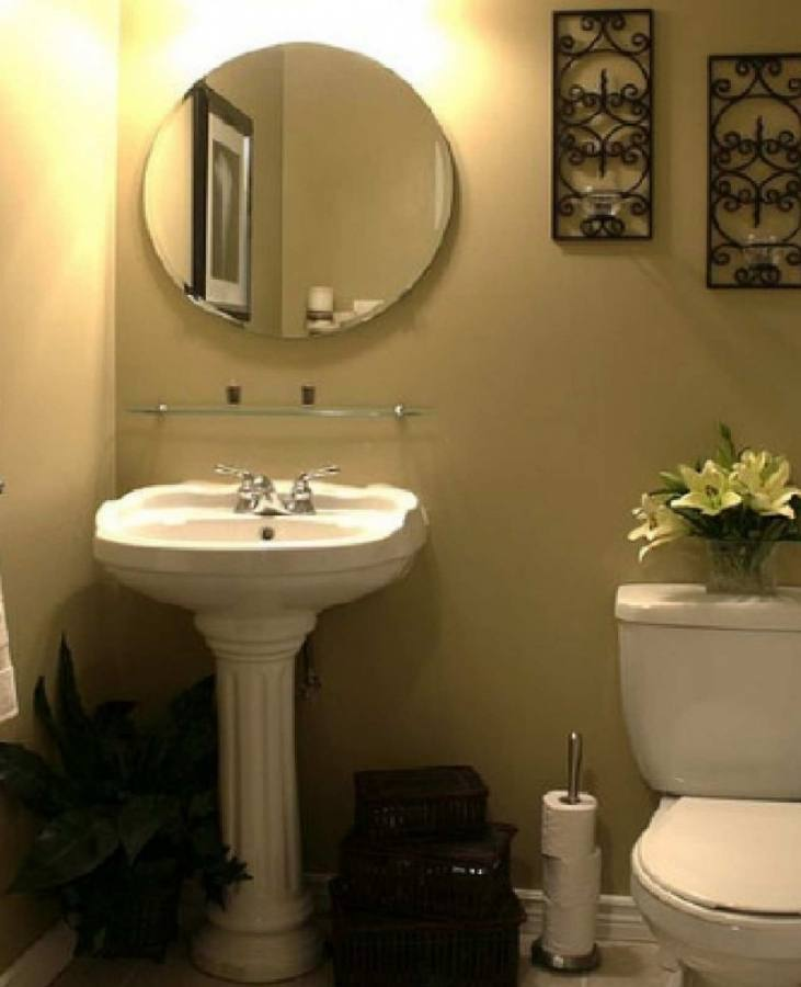 Small Guest Bathroom Decorating Ideas Home Design Plan Room Your Toilet