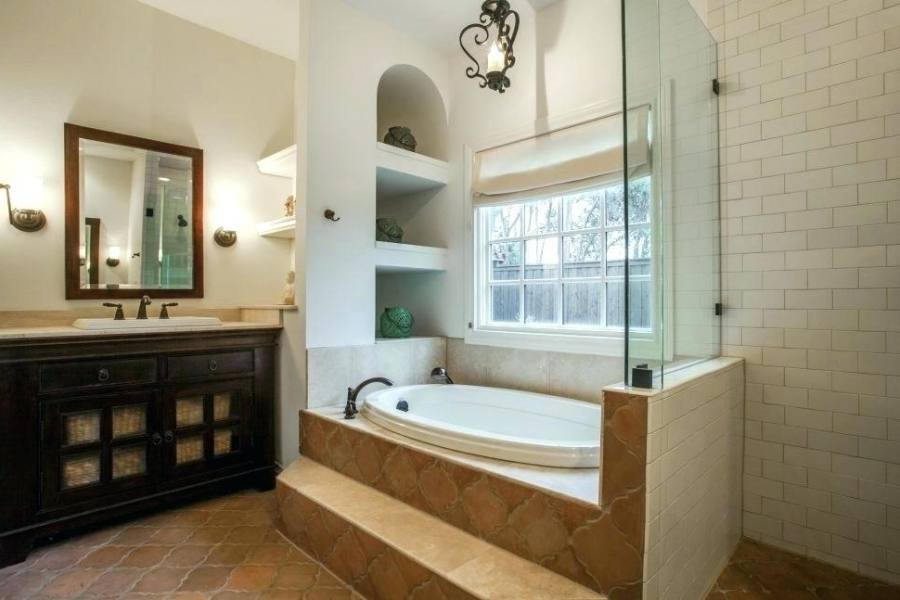 travertine tile bathroom ideas glass ideas