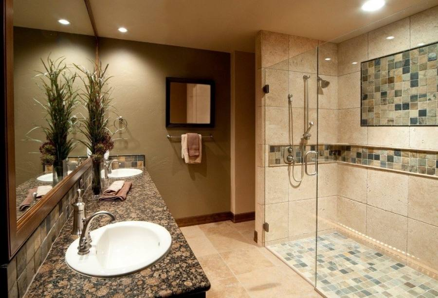 bathrooms master bath with shower only tile entrancing just design decoration of bathroom small rooms show