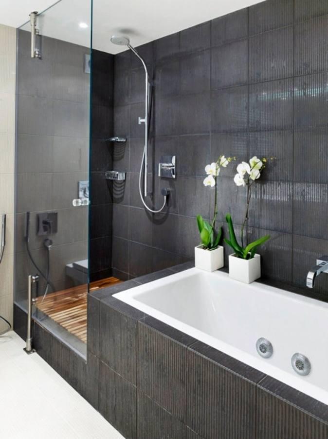 small bathroom tub and shower ideas