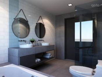 Modern Simple Bathroom Design Ideas
