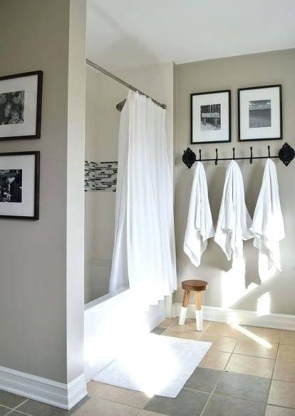 charming towel storage bathroom