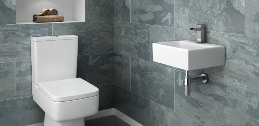 Bathroom, Marvellous Master Bathroom Ideas Small Bathroom Ideas Photo Gallery Gray Wall Brown Tile Bathtub.