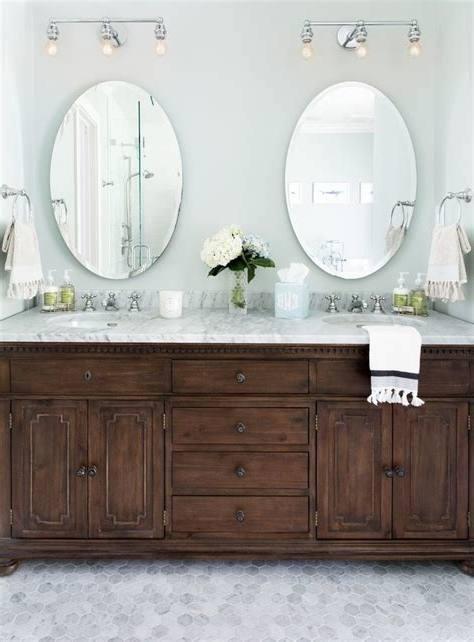 Small Dark Wood Bathroom Vanity Half Bathroom Vanity Home Bathroom Ideas Small Half Bathroom Ideas Using Dark Brown Varnished Teak Wood Bathroom Vanity