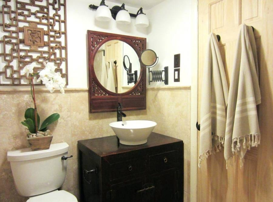spa wall decor