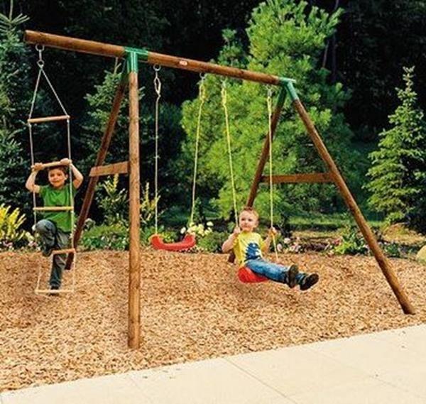 garden swings g a garden swings jungle swing cm wooden garden swings for adults uk