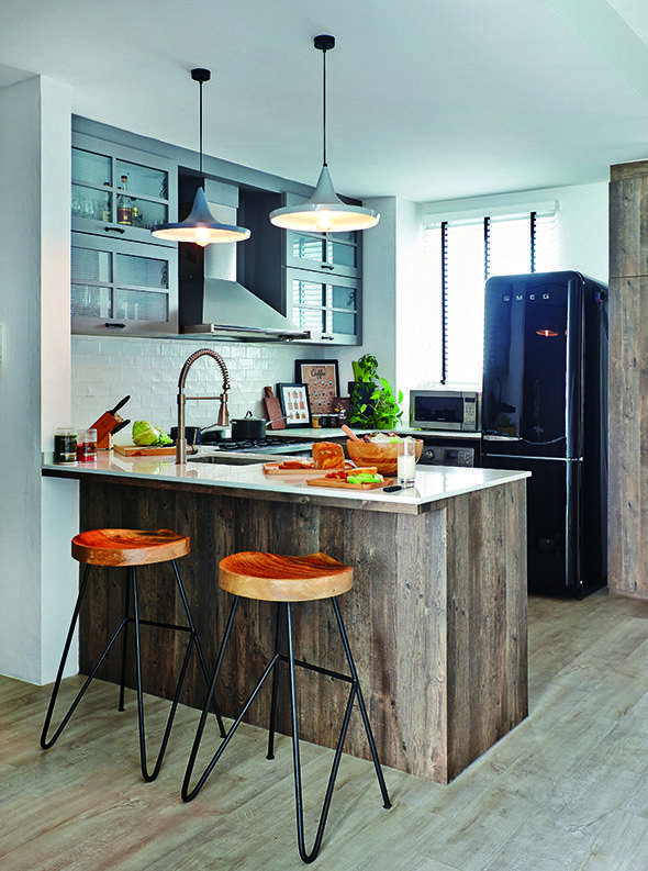 Erica Islas Young Small Kitchen