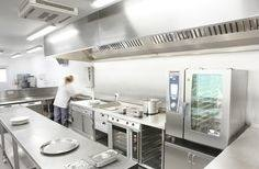 Commercial Restaurant Kitchen Design Engaging Cafe Kitchen Layout Design Commercial Picture Of