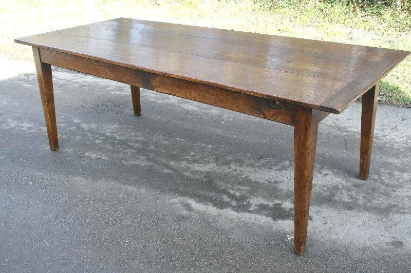 antique farmhouse kitchen table