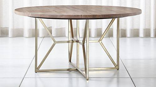 Varied Round Dining Table Sets and Their Kinds: Simple Dining Set Wooden Round Dining Table Sets Small Kitchen