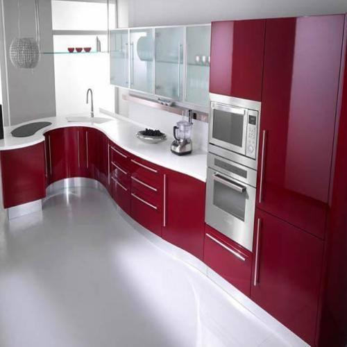 74 Types Trendy Kitchen Modern Style Design White Acrylic Wood Colors Italian Handles European Hardware Modesto Slab Flat Panel In Pvc Low Cost Textured