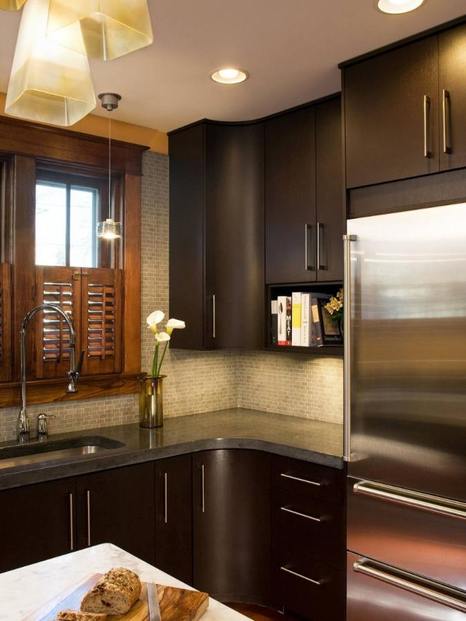 Kitchen Cabinets Ideas for Small Kitchen Models L Shaped Kitchen