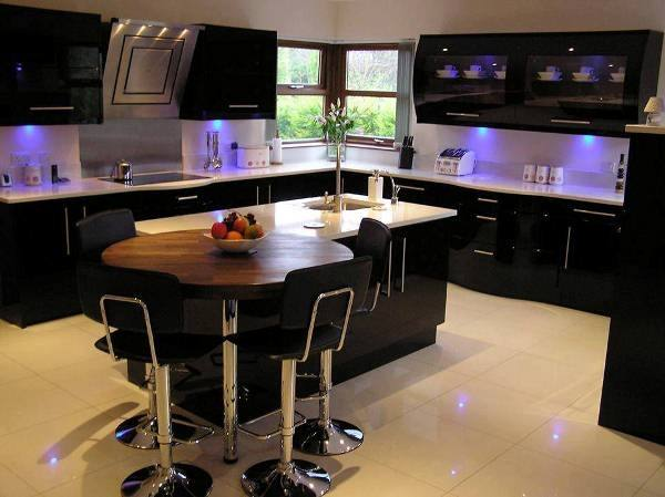 Medium Size of Kitchen Black White And Gray Kitchen Ideas White Floor With White Kitchen Grey