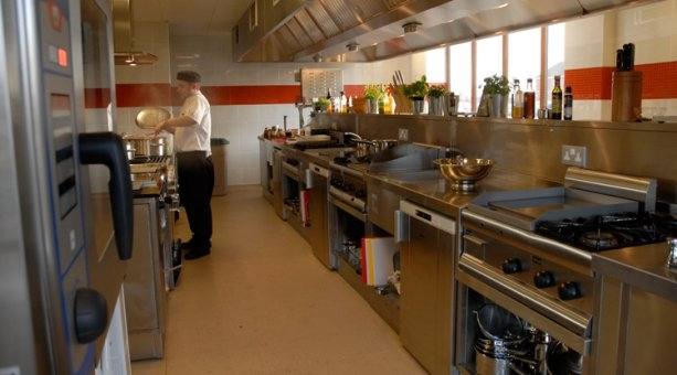Small Restaurant Kitchen Design Unique Robert Rooze Food Facilities Design Restaurant Kitchens