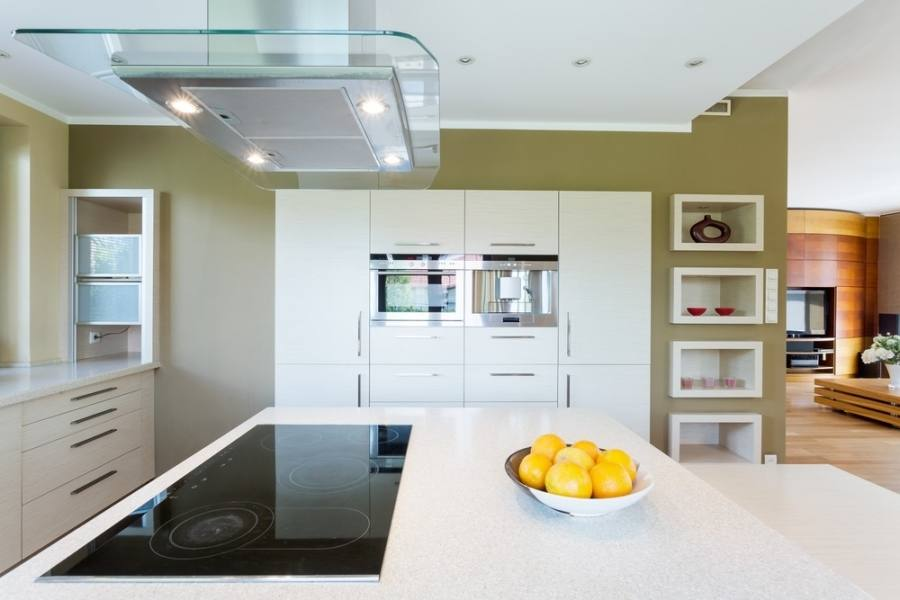 Modern kitchen designs presents unique blend of elegance and ergonomics