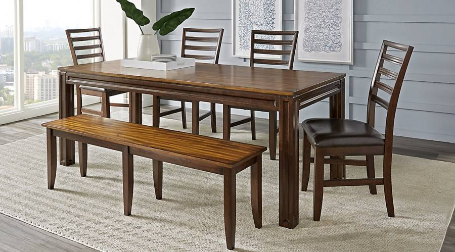 Kitchen Tables With Bench And Chairs