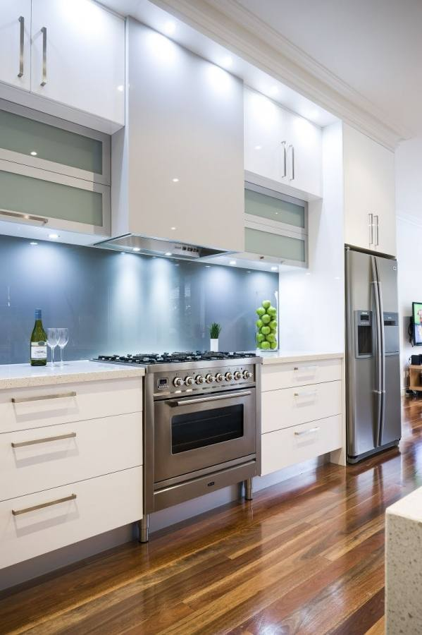 Modular Kitchen Cabinets Models Cabinet Project Acrylic Wooden Luxury Door