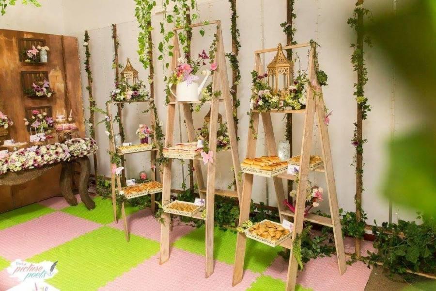 Garden Party via Kara's Party Ideas | KarasPartyIdeas