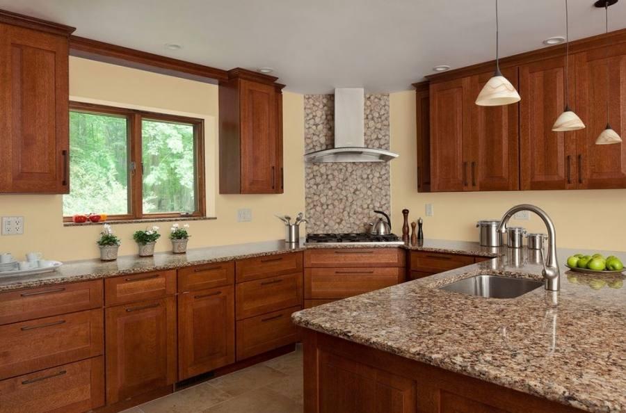 New Kitchen designed by Mainline Kitchen Design