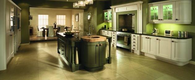 Dark and Light Kitchen Designs