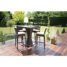 Timber KIT Buidlings Ireland Teak dinner tables Modern 180x90cm 31