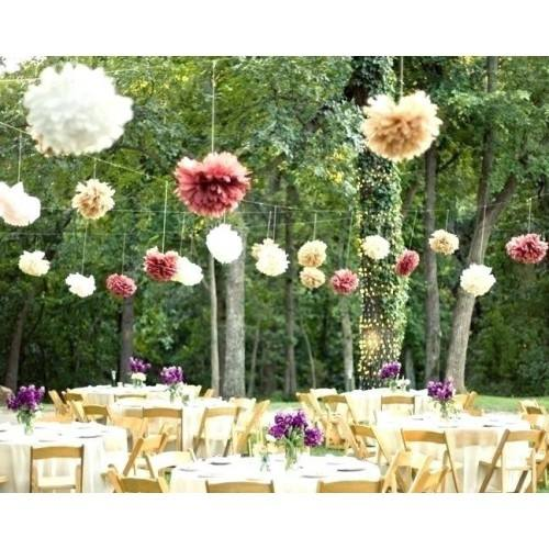 outdoor party decoration ideas cheap garden decor on a budget birthday decorations i