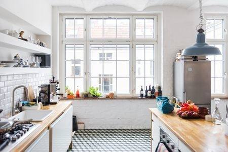 The kitchen Feng Shui