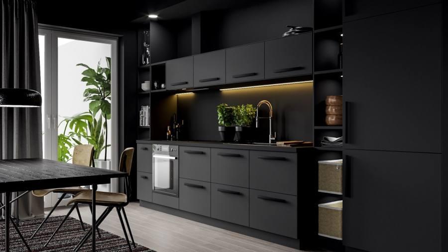 Kitchen IKEA Method / Vokstorp