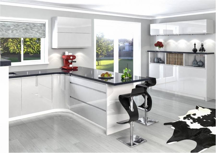 Surprising Inspiration Modern Kitchen Designs Uk Spacious Contemporary Kitchen On Home Design Ideas