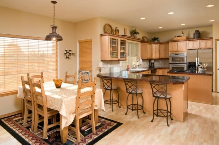 Kitchen Dining Design Ideas