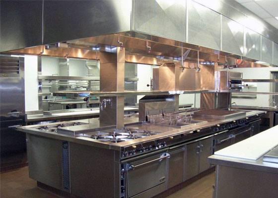 Después de invertir tanto dinero en equipo comercial para la cocina de su negocio, como en neveras, planchas, freidores, hornos, etc